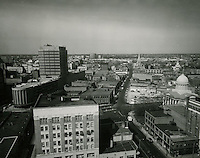 1960 March 25..Redevelopment.Downtown North (R-8)..Downtown Progress..North View from VNB Building..HAYCOX PHOTORAMIC INC..NEG# C-60-5-24.NRHA#..