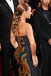 Beyonce arrives at the 81st Annual Academy Awards held at the Kodak Theatre in Hollywood, Los Angeles, California on 22 February 2009