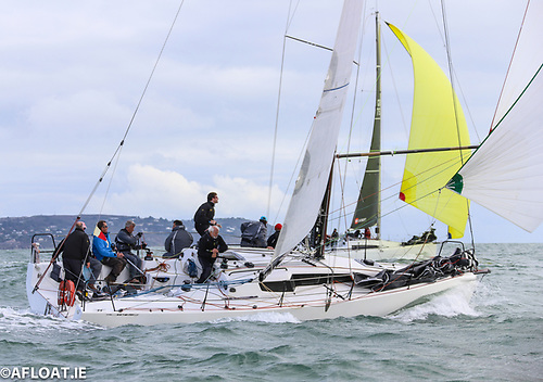 The all conquering JPK 10.80 Rockabill VI was the ISORA champion for 2019 and leads again in 2020