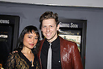 """Rona Figueroa sang """"When I Was Five"""" & Leo Ash Evans sang """"I Had A Dream About You"""" at the 4th Annual Curtains Up for a Cure benefitting Huntington's Disease Society of America on January 31, 2011 at Village Cinema East, New York City, New York. (Photo by Sue Coflin/Max Photos)"""