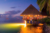 C-Intercontinental Hotels, French Polynesia