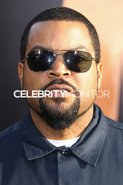 """HOLLYWOOD, LOS ANGELES, CA, USA - MAY 08: Ice Cube at the Los Angeles Premiere Of Warner Bros. Pictures And Legendary Pictures' """"Godzilla"""" held at Dolby Theatre on May 8, 2014 in Hollywood, Los Angeles, California, United States. (Photo by Xavier Collin/Celebrity Monitor)"""