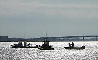 Holly Hill Houseboat Refloat February 2012