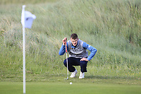 David Brady (Co. Sligo) on the 8th during Round 2 of The East of Ireland Amateur Open Championship in Co. Louth Golf Club, Baltray on Sunday 2nd June 2019.<br /> <br /> Picture:  Thos Caffrey / www.golffile.ie<br /> <br /> All photos usage must carry mandatory copyright credit (© Golffile | Thos Caffrey)
