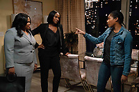 Nobody's Fool (2018) <br /> Tika Sumpter, Amber Riley and Tiffany Haddish  <br /> *Filmstill - Editorial Use Only*<br /> CAP/MFS<br /> Image supplied by Capital Pictures