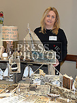 Michell Donnelly of Shells Driftwood in Lordship Cooley pictured at the Drogheda Market held in St. Peter's Parish Hall. Photo:Colin Bell/pressphotos.ie