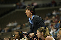 20 March 2006: Karen Middleton during Stanford's 88-70 win over Florida State in the second round of the NCAA Women's Basketball championships at the Pepsi Center in Denver, CO.