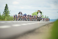 time-info served to the peloton<br /> <br /> 2013 Ster ZLM Tour <br /> stage 4: Verviers - La Gileppe (186km)