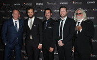 04 November 2018 - Los Angeles, California - Spencer Beck, Jamie Dornan, Chris Gialanella, Matthew Heineman, Robert Richardson. 10th Hamilton Behind the Camera Awards hosted by Los Angeles Confidential at Exchange LA. <br /> CAP/ADM/FS<br /> &copy;FS/ADM/Capital Pictures