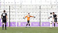 Orlando, Florida - Monday January 15, 2018: Michael Nelson. Match Day 2 of the 2018 adidas MLS Player Combine was held Orlando City Stadium.