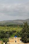 Israel, Lower Galilee, Tomb of Rabbi Yehuda Nesia in Zippori