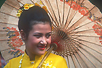 Song Kran, Buddhist New Year, Chieng Mai, Thailand