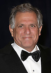 Leslie Moonves  attending the  2013 White House Correspondents' Association Dinner at the Washington Hilton Hotel in Washington, DC on 4/27/2013