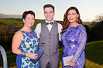Enjoying the Austin Stacks social on Sunday night in Ballyroe were Maria, Enda and Amy Jordan.