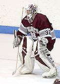 Justin Kowalkoski  - Colgate University defeated Yale University 6-2 at Ingalls Rink in New Haven, CT on November 5, 2005.