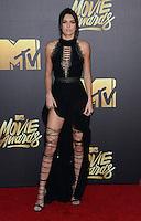 Kendall Jenner @ the 2016 MTV Movie Awards held @ the Warner studios.<br /> April 9, 2016