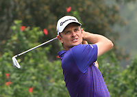 Justin Rose (ENG) on the 7th tee during Round 4 of the UBS Hong Kong Open, at Hong Kong golf club, Fanling, Hong Kong. 26/11/2017<br /> Picture: Golffile | Thos Caffrey<br /> <br /> <br /> All photo usage must carry mandatory copyright credit     (&copy; Golffile | Thos Caffrey)