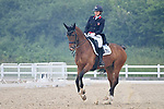 Class 11. British Dressage. Brook Farm Training Centre. Essex. 09/06/2019. ~ MANDATORY Credit Garry Bowden/Sportinpictures - NO UNAUTHORISED USE - 07837 394578