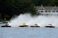 "Marc Lecompte, H-104, Brandon Kennedy, H-300 ""Pennzoil"", Patrick Haworth, H-79 ""Bad Influence"", John Shaw, E-54 ""White Trash""    (H350 Hydro) (5 Litre class hydroplane(s)"