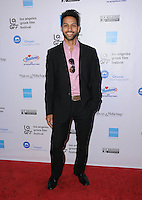 "05 June 2016 - Hollywood, California - Aly Mawji. Arrivals for the 2016 LA Greek Film Festival Premiere Of ""Worlds Apart"" held at The Egyptian Theater. Photo Credit: Birdie Thompson/AdMedia"