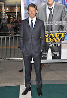 Josh Pence at the Los Angeles premiere of his movie &quot;Draft Day&quot; at the Regency Village Theatre, Westwood.<br /> April 7, 2014  Los Angeles, CA<br /> Picture: Paul Smith / Featureflash
