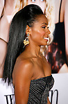 "WESTWOOD, CA. - September 04: Actress Jada Pinkett Smith arrives at the Los Angeles Premiere of ""The Women"" at the Mann Village Theater on September 4, 2008 in Westwood, California."