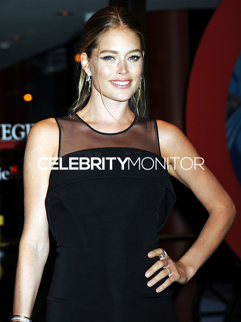 NEW YORK CITY, NY, USA - NOVEMBER 10: Doutzen Kroes arrives at the 2014 Glamour Women Of The Year Awards held at Carnegie Hall on November 10, 2014 in New York City, New York, United States. (Photo by Celebrity Monitor)