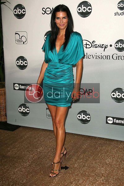 Angie Harmon<br />