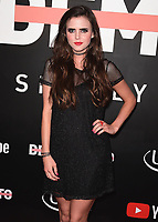 "LOS ANGELES- OCTOBER 11:  Tiffany Alvord at the premiere of ""Demi Lovato: Simply Complicated"" at The Fonda Theatre on October 11, 2017 in Los Angeles, California. (Photo by Scott Kirkland/PictureGroup)"