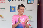 Rigoberto Uran (COL) EF Education First 3rd overall at the end of Stage 4 of the Route d'Occitanie 2019, running 154.8km from Gers - Astarac Arros en Gascogne to Clermont-Pouyguillès, France. 23rd June 2019<br /> Picture: Colin Flockton | Cyclefile<br /> All photos usage must carry mandatory copyright credit (© Cyclefile | Colin Flockton)