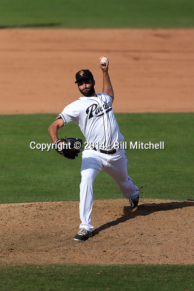 Brandon Alger - Surprise Saguaros - 2014 Arizona Fall League (Bill Mitchell)