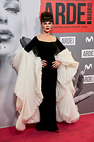 Miren Ibarguren attends to ARDE Madrid premiere at Callao City Lights cinema in Madrid, Spain. November 07, 2018. (ALTERPHOTOS/A. Perez Meca) /NortePhoto.com