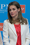 05.06.2012. Prince Felipe of Spain and Princess Letizia of Spain Attens Awards The Press Association of Madrid 2011 in the Real Casa de Correos. In the image Princess Letizia (Alterphotos/Marta Gonzalez)