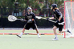 Orange, CA 05/16/15 - Red Miller (Colorado #19) in action during the 2015 MCLA Division I Championship game between Colorado and Grand Canyon, at Chapman University in Orange, California.