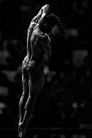YANG Jian CHN CHINA<br /> Gwangju South Korea 19/07/2019<br /> Diving Men's 10m Platform Semifinal<br /> 18th FINA World Aquatics Championships<br /> Nambu University Aquatics Center <br /> Photo © Andrea Staccioli / Deepbluemedia / Insidefoto