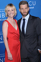 www.acepixs.com<br /> May 15, 2017  New York City<br /> <br /> Anne Heche and Mike Vogel attending the 2017 NBCUniversal Upfront at Radio City Music Hall on May 15, 2017 in New York City.<br /> <br /> Credit: Kristin Callahan/ACE Pictures<br /> <br /> <br /> Tel: 646 769 0430<br /> Email: info@acepixs.com