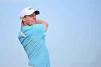 Rory McIlroy (NIR) watches his tee shot on 13 during Friday's round 2 of the 117th U.S. Open, at Erin Hills, Erin, Wisconsin. 6/16/2017.<br /> Picture: Golffile   Ken Murray<br /> <br /> <br /> All photo usage must carry mandatory copyright credit (&copy; Golffile   Ken Murray)