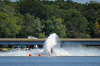 Frame 4: Dan Orchard, (#97) spins and rolls over in the East Turn. (SST-120 class)