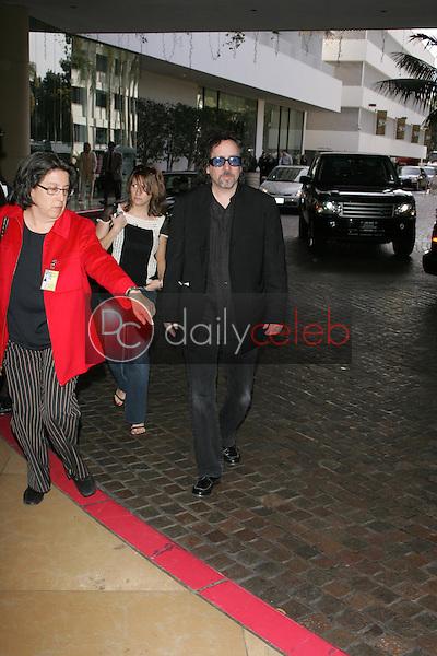 Tim Burton<br />at the 78th Annual Academy Award Nominees Luncheon. Beverly Hilton Hotel, Beverly Hills, CA. 02-13-06<br />Scott Kirkland/DailyCeleb.Com 818-249-4998