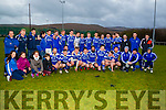 Renard winners of the Senior Football League Div 5 Championship Play-Off  Moyvane against Renard at John Mitchels GAA on Saturday