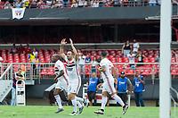 São Paulo (SP), 15/12/2019 - Futebol-Legendscup - Falcão do São Paulo comemora o gol. Partida entre as lendas de São Paulo e Bayern no estádio do Morumbi, em São Paulo (SP), domingo (15).