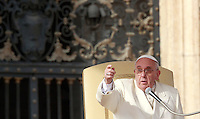 20140212 VATICANO: UDIENZA GENERALE DI PAPA FRANCESCO