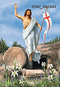 Marcello, EASTER RELIGIOUS, OSTERN RELIGIÖS, PASCUA RELIGIOSA, paintings+++++,ITMCXM1881,#ER#, EVERYDAY