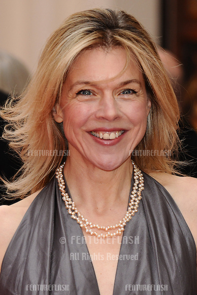 Janie Dee arriving for the Laurence Olivier Awards 2013 at the Royal Opera House, Covent Garden, London. 28/04/2013 Picture by: Steve Vas / Featureflash