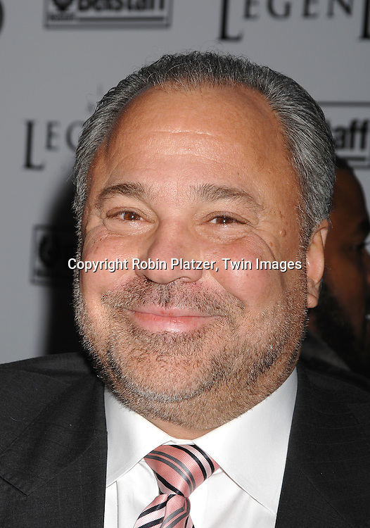 """Bo Dietl.arriving at The New York Premiere of""""I Am Legend"""" on .December 11, 2007 at The Theatre at Madison Square Garden. The movie stars Will Smith. .Robin Platzer, Twin Images"""