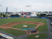 Harbor Park in Norfolk, Virginia