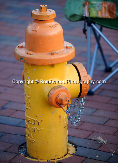 "Yellow fire hydrant Annapolis Maryland, fire hydrant, Annapolis Maryland, Annapolis is the capital of Maryland, United States Naval Academy USNA, The Boat School, Canoe U, United States, Maryland, Mid Atlantic region, Seventh state to ratify the United States Constitution, Old Line State, Free State, Johns Hopkins University, Little America, State of Maryland United States of America, Baltimore, Oak forest, Piedmont Region, Pine groves in the mountains to the west, Chesapeake Bay, Severn River, temporary capital of the United States in 1783-1784, Annapolis Peace Conference, Province of Maryland, ""Town at Proctor's,"" Fine Art Photography by Ron Bennett, Fine Art, Fine Art photography, Art Photography, Copyright RonBennettPhotography.com ©"