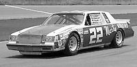 Marty Robbin's #22 Buick Regal drives on pit road during the Firecracker 400 Daytona International Speedway Daytona Beach FL July 1982.(Photo by Brian Cleary/www.bcpix.com)(Photo by Brian Cleary/www.bcpix.com)