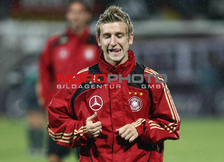 WM-Qualifikation 2010<br /> Lichtenstein : Deutschland<br /> <br /> Marko Marin (Deutschland #13)<br /> <br /> Foto &copy; nph (  nordphoto  )