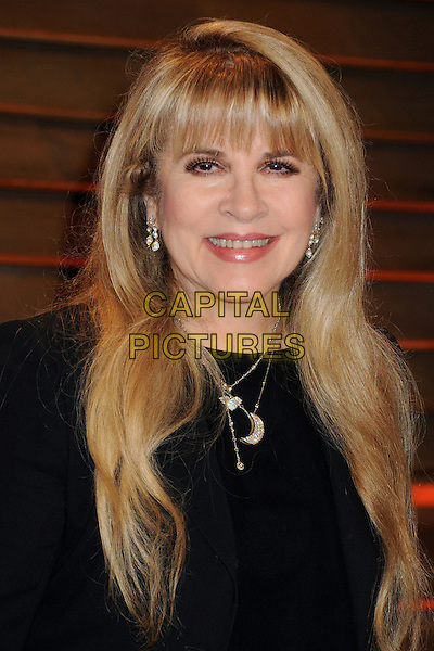 02 March 2014 - West Hollywood, California - Stevie Nicks. 2014 Vanity Fair Oscar Party following the 86th Academy Awards held at Sunset Plaza. <br /> CAP/ADM/BP<br /> &copy;Byron Purvis/AdMedia/Capital Pictures